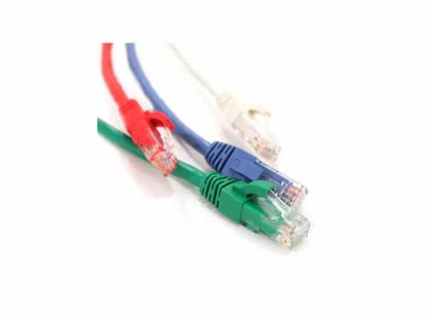 patch cord cat6 utp