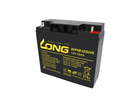باتری یو پی اس لانگ 18 آمپر LONG WP 12V-18A UPS battery