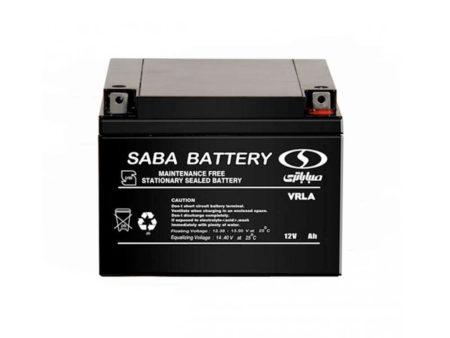 باتری یو پی اس Saba VRLA 12V 65AH