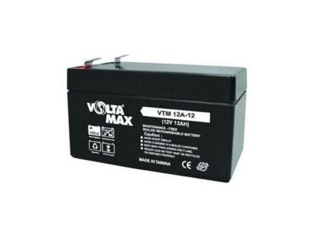 باتری یو پی اس ولتامکس 12 آمپر Voltamax VTM 12-12AH UPS battery